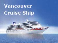 Vancouver Cruise Ship Info