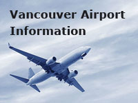 Vancouver Airport Info